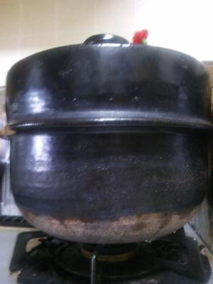 10年目 愛用飯炊き鍋