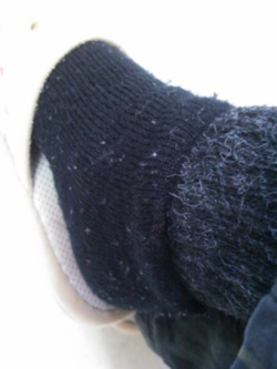 あったか靴下