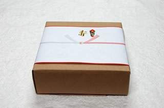 のしや進物用の箱